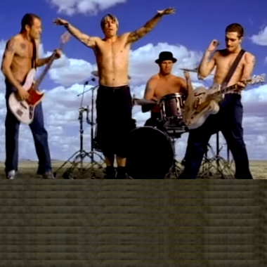 Red Hot Chili Peppers predstavili album The Getaway