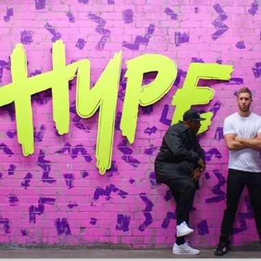 Video: Calvin Harris & Dizzee Rascal 'Hype'