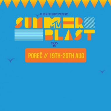 Vodimo te u Poreč na Club MTV Europe Summerblast!