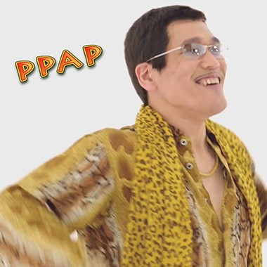 Pen-Pineapple Apple-Pen, Gangam Style dobio konkurenciju