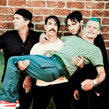 Red Hot Chili Peppers stižu u Europu