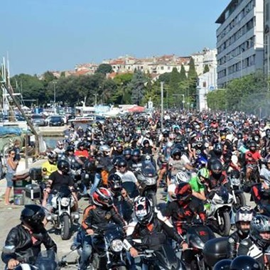Hell energy te poziva na Croatia Bike Week u Puli!