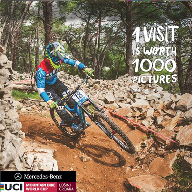 Dođi na Mountain Bike World Cup Lošinj!