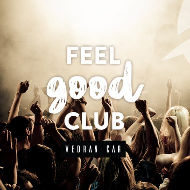 Feel Good Club uz Vedrana Cara