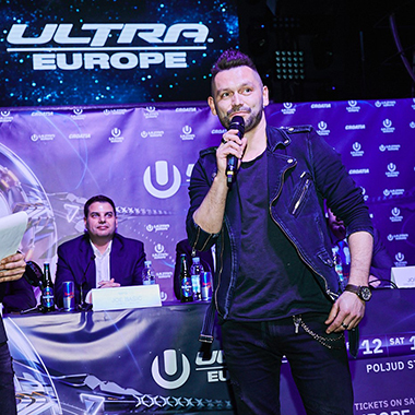 Worldwide stage na ULTRA Europe 2019