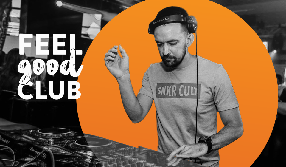 Feel Good Club uz Vedrana Cara subotom od 21h