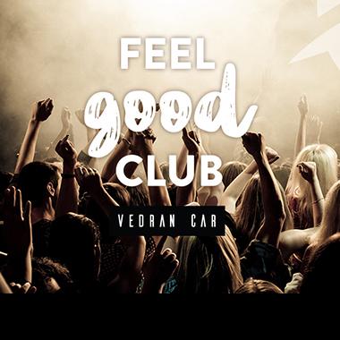 Feel Good Club uz Vedrana Cara